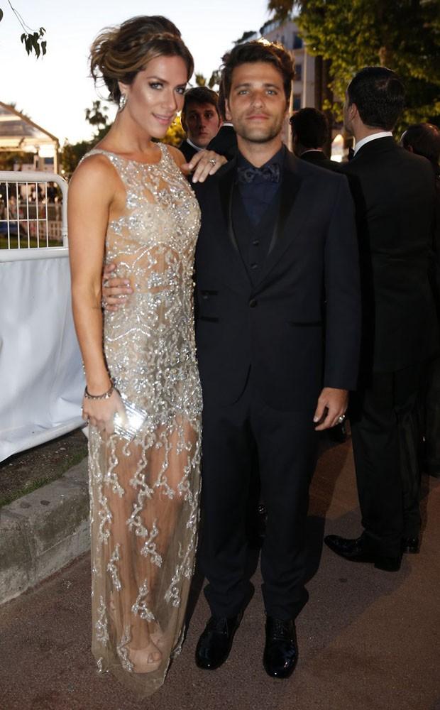 Bruno Gagliasso e Giovanna Ewbank (Foto: Felipe Panfili/ Agnews)