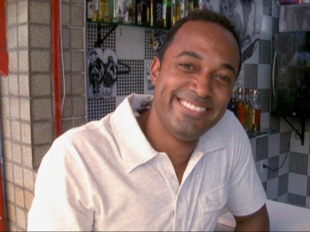 Alexandre Henderson conheceu os mercados populares de Recife (Foto: Reprodução)