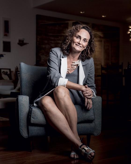 Elena Landau economista e advogada (Foto: Stefano Martini/ÉPOCA)