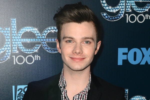 O ator Chris Colfer. (Foto: Getty Images)