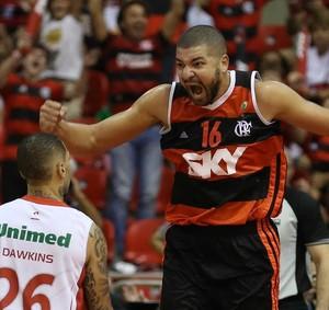 Olivinha, Flamengo, Basquete (Foto: Ricardo Ramos/LNB)