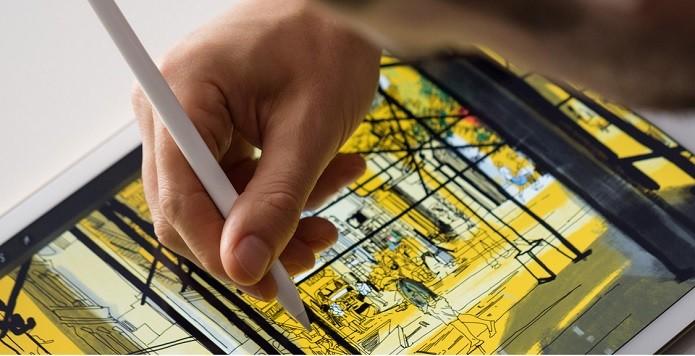 Acessório conta com sensor de inclinação (Foto: Divulgação/Apple)