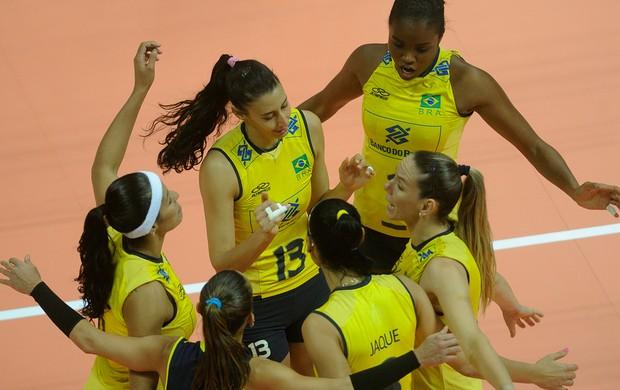 sheila brasil x china vôlei (Foto: Divulgação/FIVB)