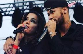 Anitta e Neymar (Foto: Reprodução/Instagram)