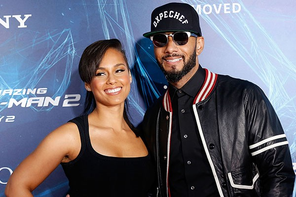 Alicia Keys e Swizz Beatz (Foto: Getty Images)