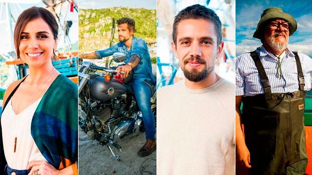 Sol Nascente: veja o elenco da nova novela das 6 (TV Globo / João Miguel Júnior)