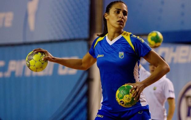Fabiana Diniz Dara handebol feminino seleção (Foto: Cinara Piccolo/Photo&Grafia)