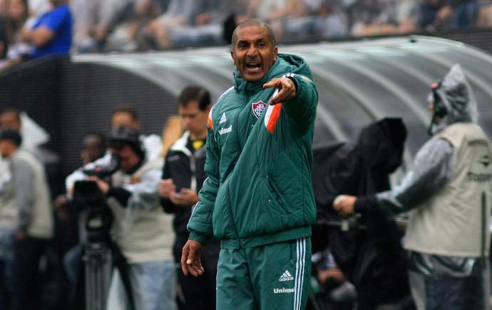 cristovao borges corinthians x fluminense (Foto: Nelson Perez/Fluminense FC)