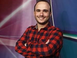 Ed Gama é o vencedor do 'Quem Chega Lá' (Foto: TV Globo/Inácio Moraes)