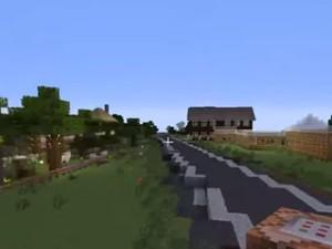 Governo da Dinamarca cria versão virtual do país dentro de 'Minecraft' (Foto: Divulgação/Governo da Dinamarca)