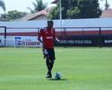 Marllon espera que torcida abrace o Atlético-GO também no Serra Dourada