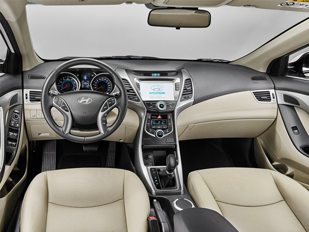 Auto Esporte Hyundai Lan 231 A Nova Vers 227 O Do Elantra No
