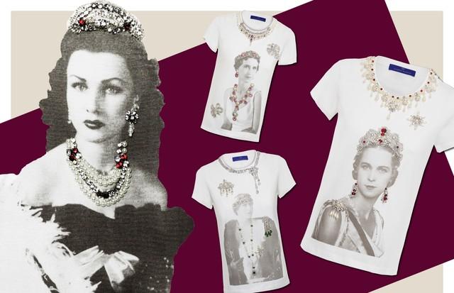 As camisetas da coleção de Sandro Barros com a Shop2Gether (Foto: Divulgação)