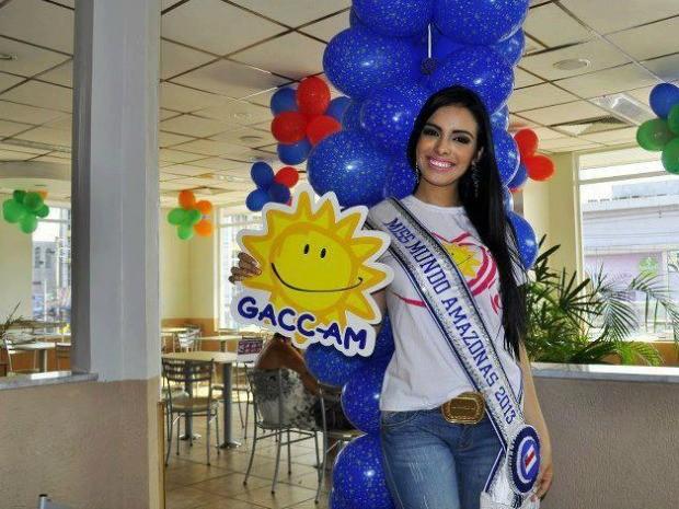 Miss participa de vários projetos solidários (Foto: JJ Soares)