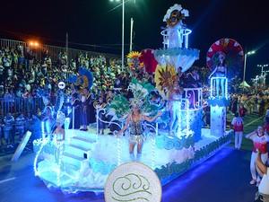 Carnaval em Indaiatuba (Foto: Divulgação/Prefeitura)