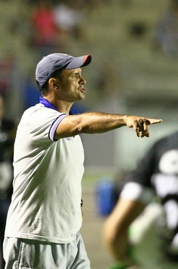 wagner lopes paraná x figueirense  primeira liga (Foto: Daniel Castellano/Gazeta do Povo)