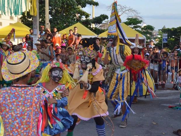 Carnaval Folia dos Bois, em Arcoverde (Foto: Divulgação/ Prefeitura de Arcoverde)