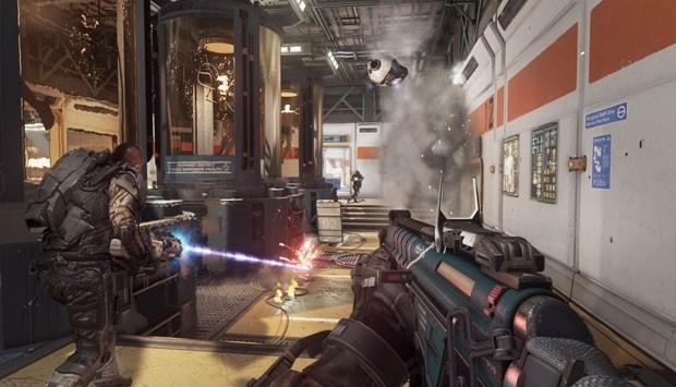 Modo de partidas online do novo 'Call of Duty' está mais frenético (Foto: Divulgação/Activision)