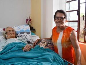 Casal completa 80 anos em Piracicaba 4 (Foto: Laila Braghero/G1)