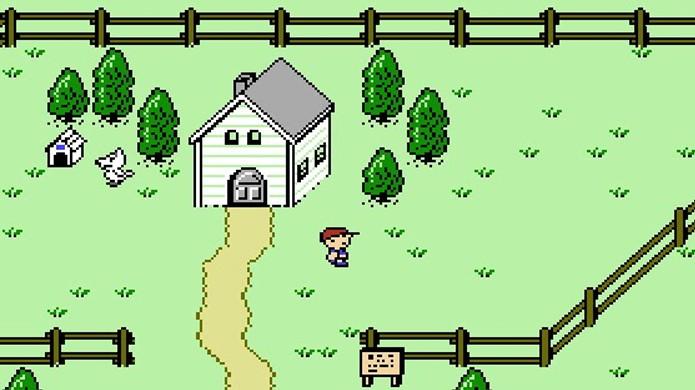 Primeiro jogo da série Mother nunca foi lançado em inglês oficialmente (Foto: My All Time Favourite Video Games)