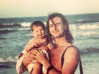 Que fofura! Sucesso em Malhação, Rafael Vitti mostra fotos da infância