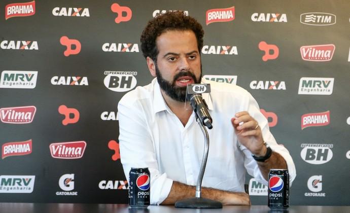 Daniel Nepomuceno, presidente do Atlético-MG (Foto: Bruno Cantini / Atlético-MG)
