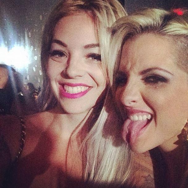 Clara, ex-BBB, e Mayra Dias Gomes (Foto: Instagram/Reprodução)
