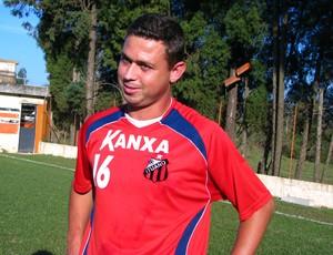 volante Alemão - Ituano (Foto: Rafaela Gonçalves / GLOBOESPORTE.COM)