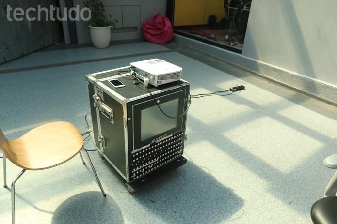 CLP (controlador lógico programável) pode se adaptar a necessidades altas de processamento (Foto: Diego Borges / TechTudo)