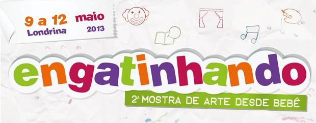 2º Engatinhando - Mostra de Artes desde Bebês (Foto: Divulgação)