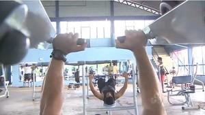 Profissional dá dicas sobre atividade física  (Foto: Reprodução/Tv Rondônia)