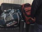 Policial 'brinca' que tem bomba na mala e causa pânico em avião