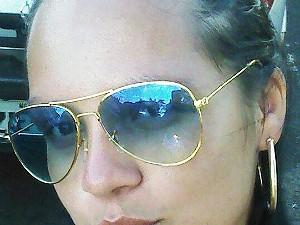 Izabella Gianvechio estava desaparecida em Uberaba (Foto: Reprodução/Facebook)