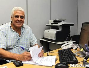 roberto dinamite vasco (Foto: Marcelo Sadio / Vasco.com.br)