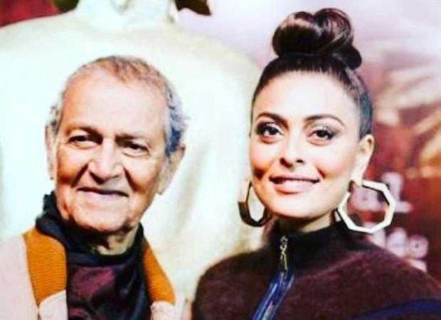 Nelson Xavier e Juliana Paes atuaram juntos no filme 'A Despedida' (2014) (Foto: Reprodução/Instagram)