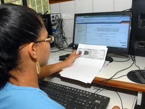 Matrículas na rede estadual começa na próxima segunda-feira (Foto: Claudionor Junior/GOVBA)