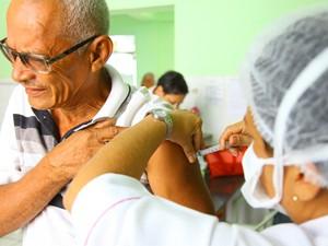 No MA, a meta era imunizar 1.385.642 pessoas, objetivo que foi alcançado (Foto: Biné Morais/O Estado)