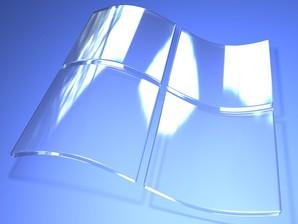Logo Windows Cristalizado