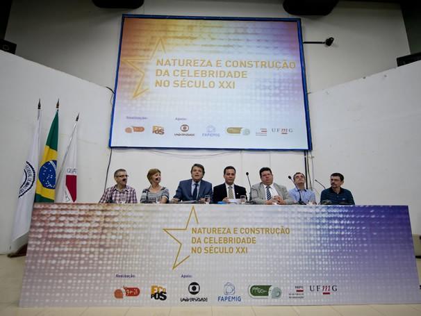 Globo Universidade: Seminário Internacional Natureza e Construção da Celebridade no Século XXI (Foto: Reprodução)
