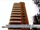 Bandidos disfarçados de agentes da PF roubam prédio na Grande SP