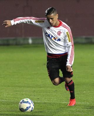 Everton, Flamengo, Arena Joinville (Foto: Gilvan de Souza / Flamengo)