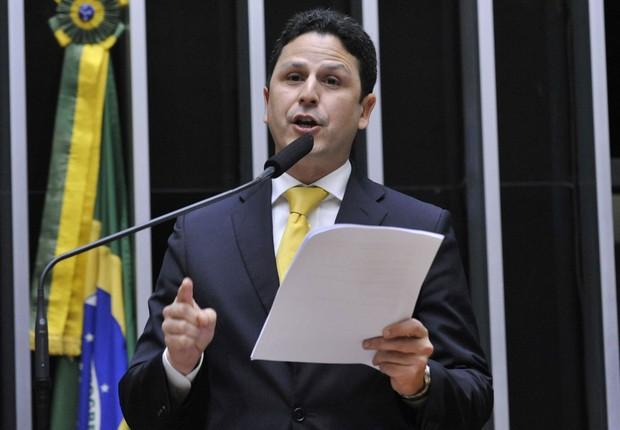 O deputado federal Bruno Araújo é o novo ministro das Cidades (Foto: Luís Macedo/Câmara dos Deputados)