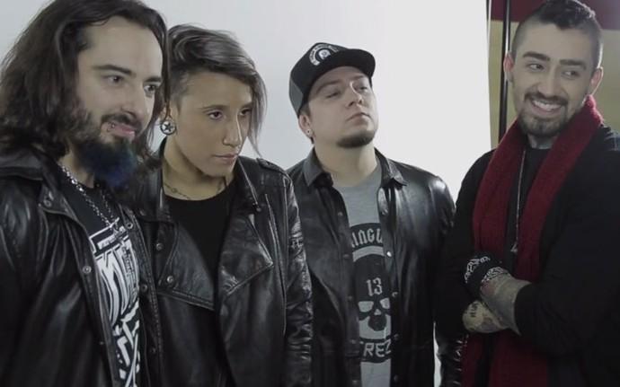 Resultado de imagem para banda malta nova vocalista