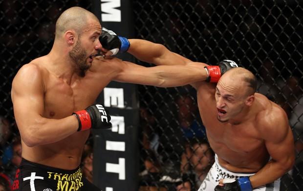 Chad Laprise Yosdenis Cedeno UFC MMA (Foto: Getty Images)