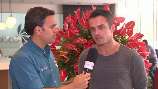 """Falcão rebate críticas sobre seu poder na seleção: """"Não tem cabimento"""""""