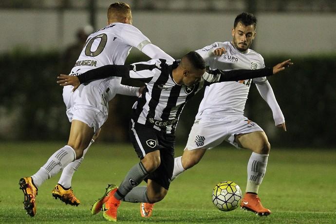 Fernandes Botafogo x Figuerense (Foto: Vítor Silva/SSPress/Botafogo)