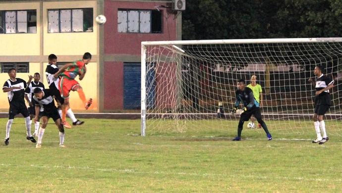 Rio Negro 2 x 4 Real - 7ª sétima rodada do Campeonato Roraimense de Futebol Sub-20 (Foto: Imagem/Tércio Neto)