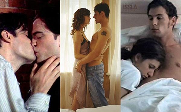 Poucas Cinzas: Salvador Dalí (2008), Deite Comigo (2005), Romance (1999) (Foto: Reprodução)