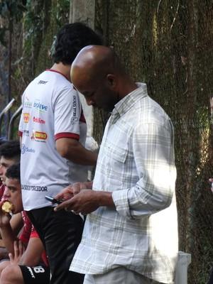 Fabinho Tupi-MG diretor executivo (Foto: Raphael Lemos)