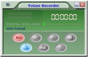yogen recorder